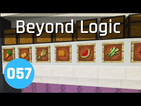 Beyond Logic #57: Imperial Storage Facility | Minecraft 1.13