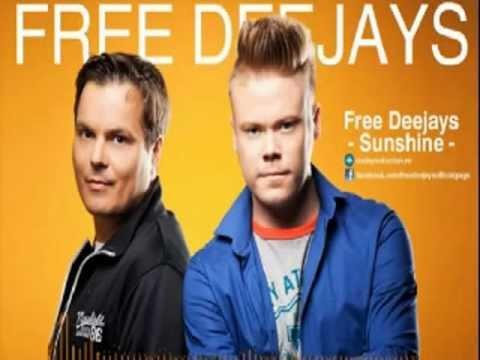 Free Deejays - Sunshine (Dj Zurliu remix) HQ
