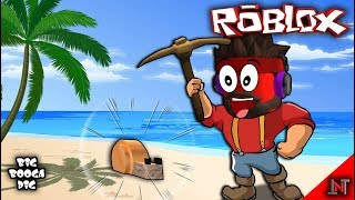 ROBLOX Indonesia #140 Big Booga Dig | What do you think is good?
