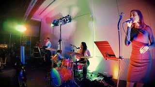 "Vancouver Cover Bands - Electronic Synth Pop Vocal Dance group ""Pretty Good"" - Corporate Event"