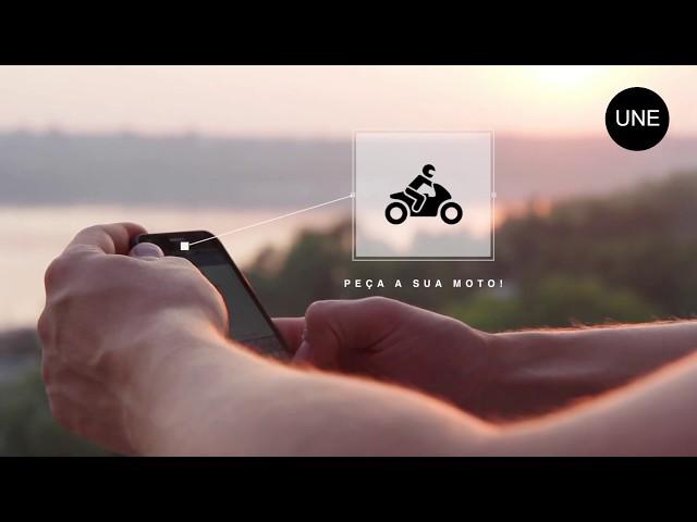 PORTFÓLIO PRODUZ VÍDEO |  PROJETO: Une Moto APP