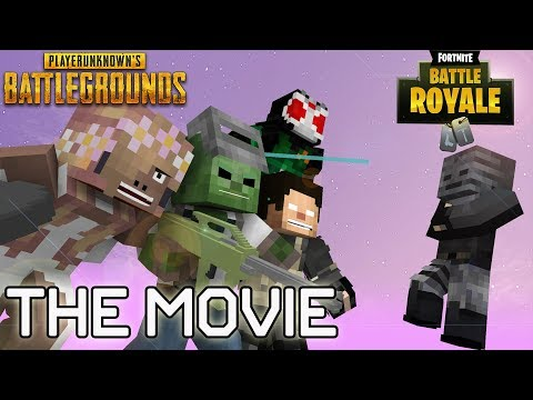 Monster School : PUBG vs FORTNITE The Movie