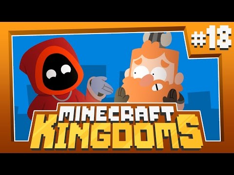 HERE COME THE CULTISTS - Minecraft Kingdoms [#18] : Yogscast