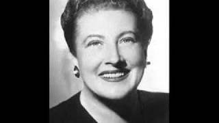 """Helen Traubel Sings """"Divinités Du Styx,""""  From Gluck"""