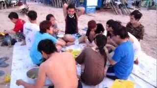 DamTV - Húp nước nghêu ăn thề