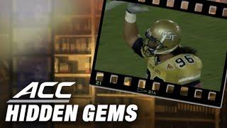 Georgia Tech Produces WWE Superstar |  ACC Hidden Gem