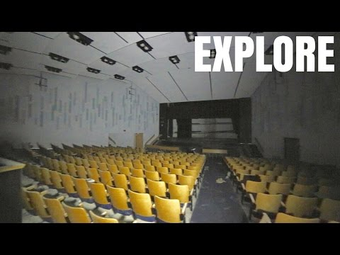 Explore - Abandoned High School