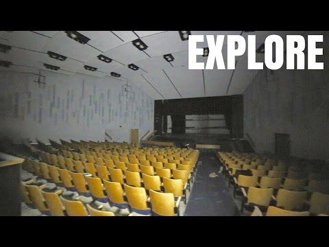 Explore - Abandoned High School