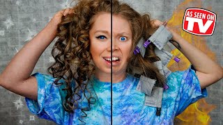 CRAZY CURLS - Does This Thing Really Work?!