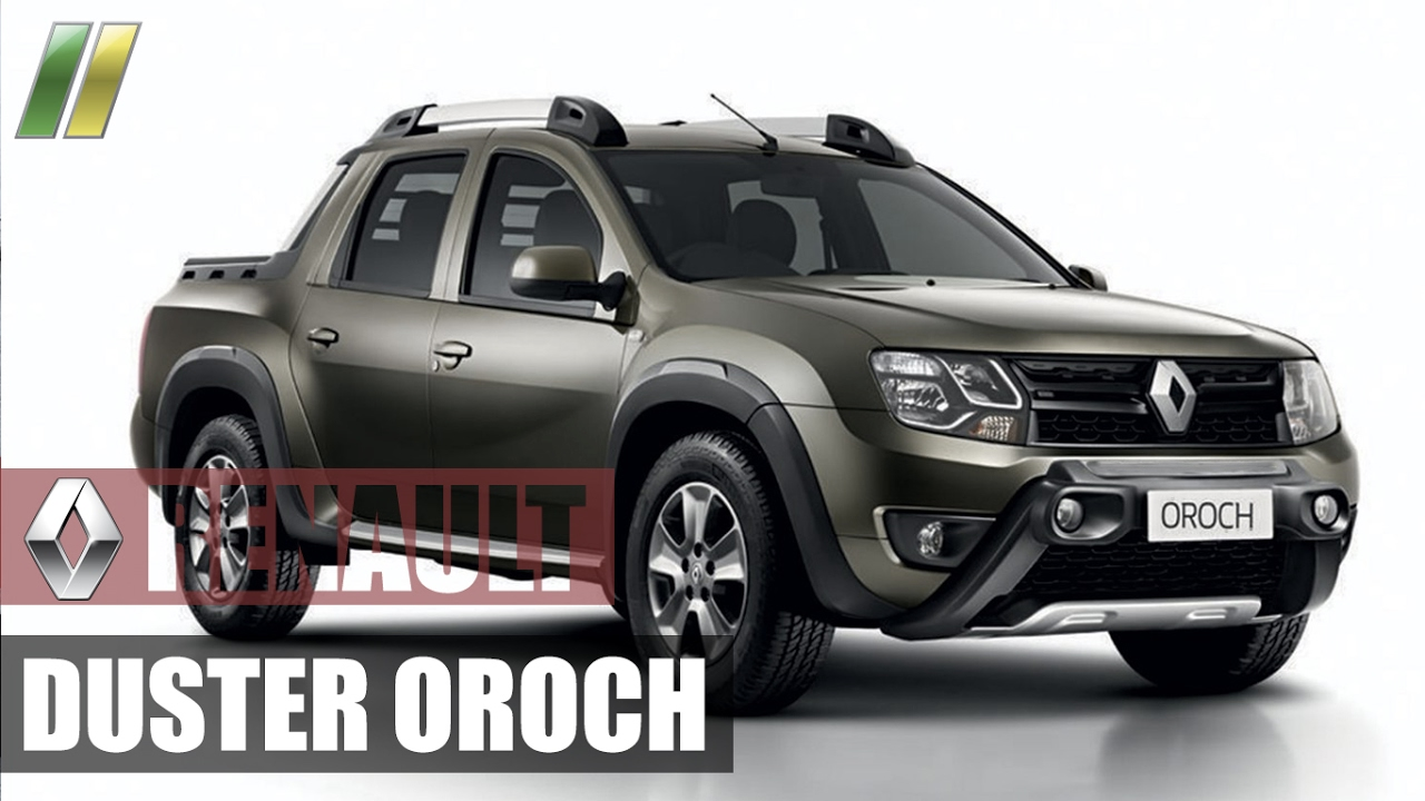 renault duster oroch 2 0 manual review infocar youtube. Black Bedroom Furniture Sets. Home Design Ideas