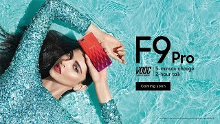 #OPPO F9 Pro - All you need to know about #VOOC Flash Charge Technology
