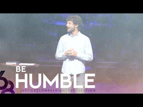 Be Humble (8/22/21)