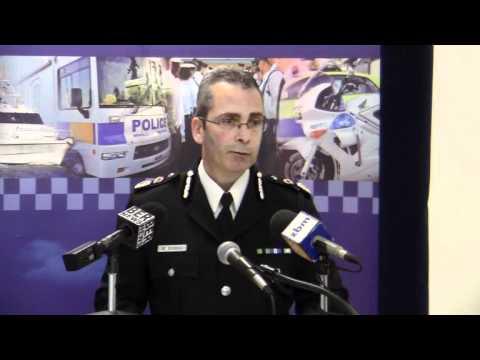 Police Statement On Crime Statistics Bermuda February 21 2012