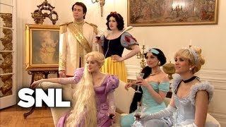 Subscribe to SaturdayNightLive: http://j.mp/1bjU39d TV Show Parodies: http://j.mp/1dOGbld SEASON 37: http://j.mp/16FEes7 The Real Housewives of Disney ...