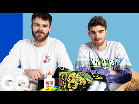 10 Things The Chainsmokers Can't Live Without | GQ