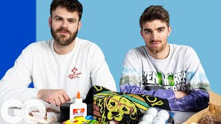 10 Things The Chainsmokers Can't Live Without | GQ Video