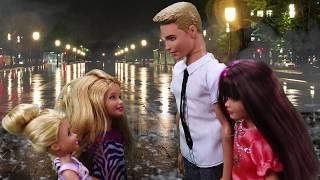 Барби 24 ЧАСА ПОД ЗЕМЛЕЙ! Игрушки для девочек Мультфильмы с куклами Барби