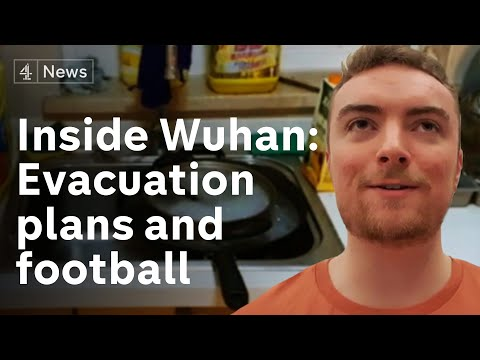 Inside Wuhan: Evacuation Plans And Apartment Tour From Coronavirus Quarantine