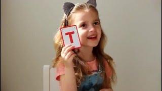 Итальянский Алфавит Учим Букву Т Русско-Итальянские Уроки Impariamo L'Alfabeto Italiano Lettera T