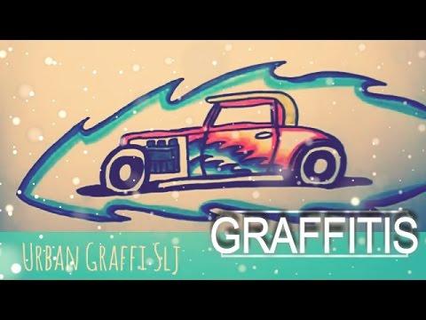 como dibujar autos hot wheels - YouTube
