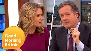 Piers Morgan and Charlotte Hawkins Debate the True Meaning of 'Feminism' | Good Morning Britain