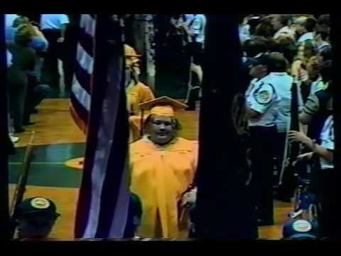 2001 West Side VoTech Graduation (Pringle, PA)