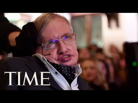 Stephen Hawking Has Died At The Age Of 76: The Renowned Scientist Of Big Bang & Black Holes  TIME