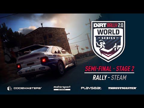 Semi-Final Stage 2 - Rally - Steam - DiRT Rally 2.0 World Series