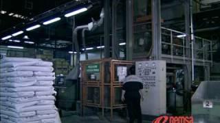 Remsa Brake Pads Production Process