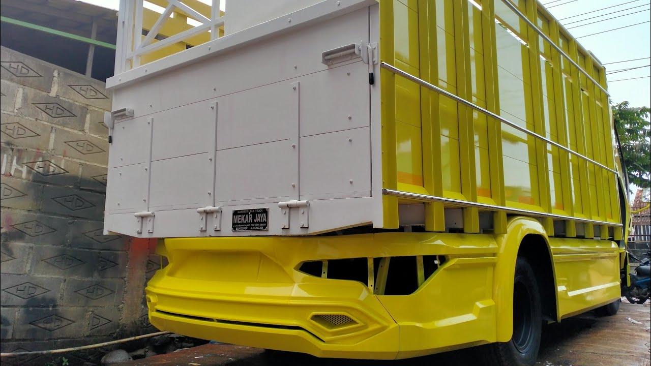 Proses modifikasi truk terbaru