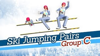 Ski Jumping Pairs: All Jumps (Group C)