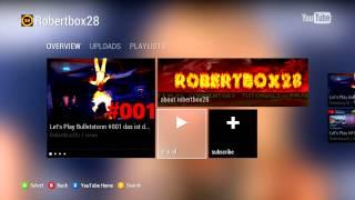 Tutorial Youtube auf der Xbox wie Funktioniert