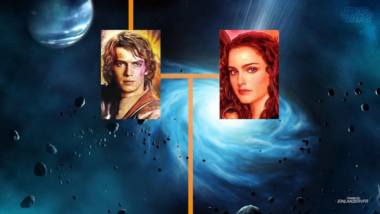 Skywalker 39 s family tree star wars youtube for Arbol genealogico star wars