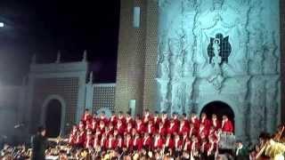 OSEA TLAXCALA Concierto de navidad 9°SINFONIA EN RE MENOR Beethoven