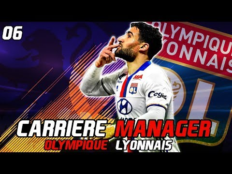 FIFA 18 | CARRIERE MANAGER LYON | #06 : GROS MATCH VS MONACO !!
