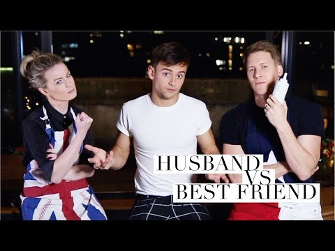 Husband VS Best Friend | Tom Daley