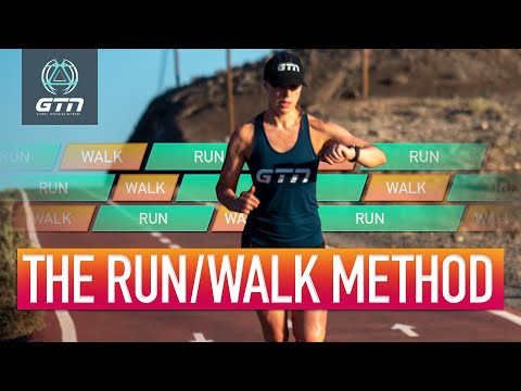 How To Use The Run Walk Method | Using Running & Walking After Injury