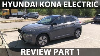 Hyundai Kona Electric review part 1