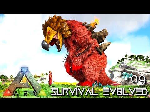 ARK: SURVIVAL EVOLVED - BUFFOON MEGATHERIUM & VOYAGER MONSTER E09 !!! ( PRIMAL FEAR PYRIA )