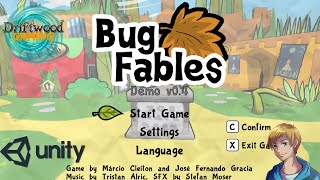 Bug Fables - First Impressions - Unity Engine