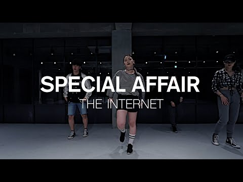 SPECIAL AFFAIR - THE INTERNET / MINKY CHOREOGRAPHY