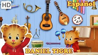 Daniel Tigre en Español 🎭 ¡Es Hora de la Actuación! | Videos para Niños