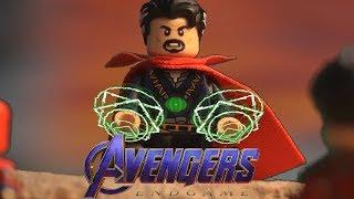 Lego Avengers Endgame Doctor Strange Plan Breakdown! Ancient One Scene Explained!