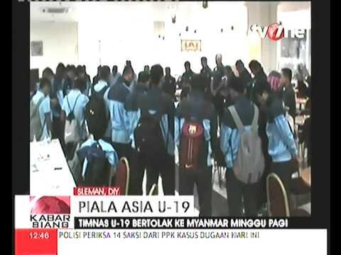 Lagu HATI GARUDA Dari Letto Khusus Untuk TIMNAS Piala Asia U 19