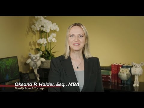 Oksana Holder, Attorney At Law