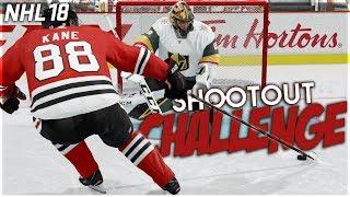 NHL 18 SHOOTOUT CHALLENGE #3
