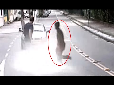 Top 10 Time Travelers Caught On Tape