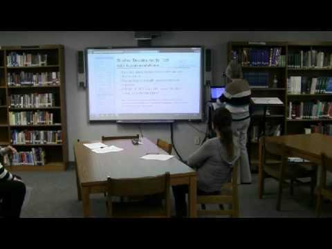 Anita Brown ACT video