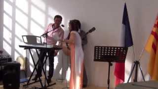 Liên  Khúc  TUYẾT  TRẮNG  &  HOA  BIỂN  -  Chanteuse Cathy Huệ
