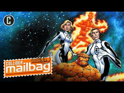 Should the Fantastic Four Join the MCU? - Mailbag